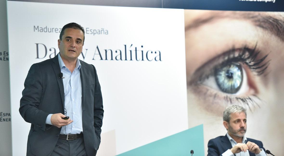 Leonardo Benítez, director de Mercado Energía y Utilites de Minsait