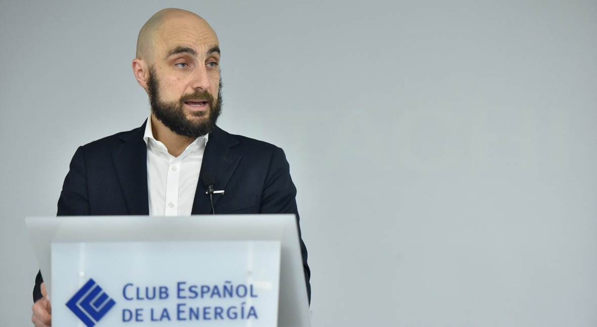 Luis Abril, director general de Energía, Industria, Consumo y Soluciones de Gestión Empresarial de Minsait