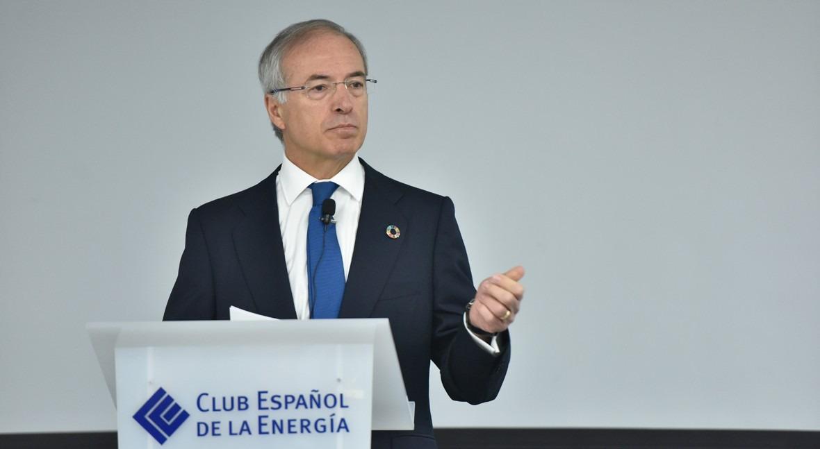 Miguel Antoñanzas, presidente del Club Español de la Energía