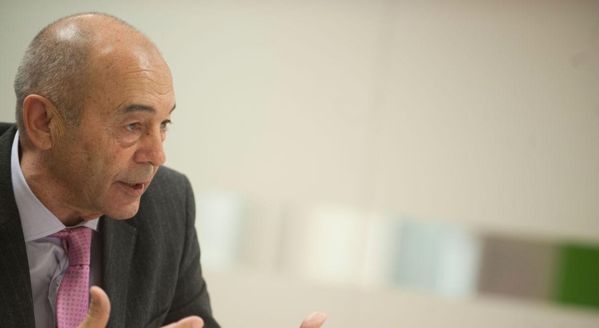 Manuel Suárez, presidente de ADECAGUA