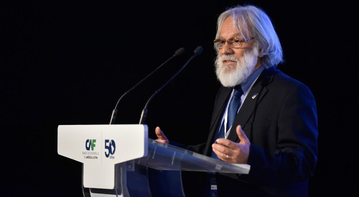 Paulo Salles, presidente de ADASA