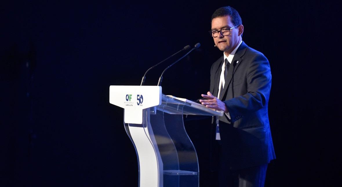 Raúl Salazar, jefe de la Oficina Regional en las Américas de Naciones Unidas para la Reducción de Desastres (UN.DRR)