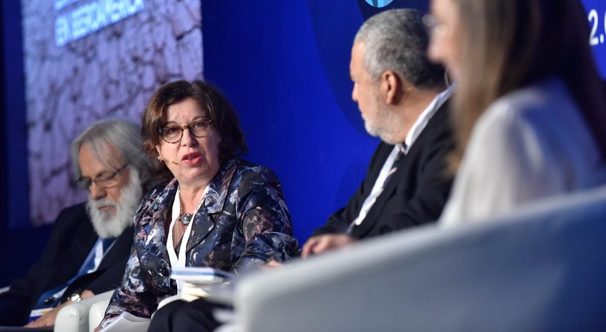 Yamileth Astorga, presidenta de Acueductos y Alcantarillados de Costa Rica