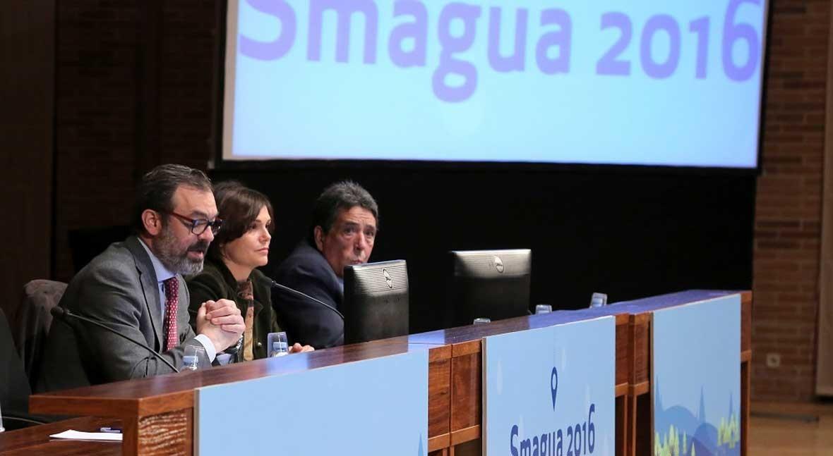elevada profesionalidad y internacionalidad avalan 22 edición SMAGUA 2016