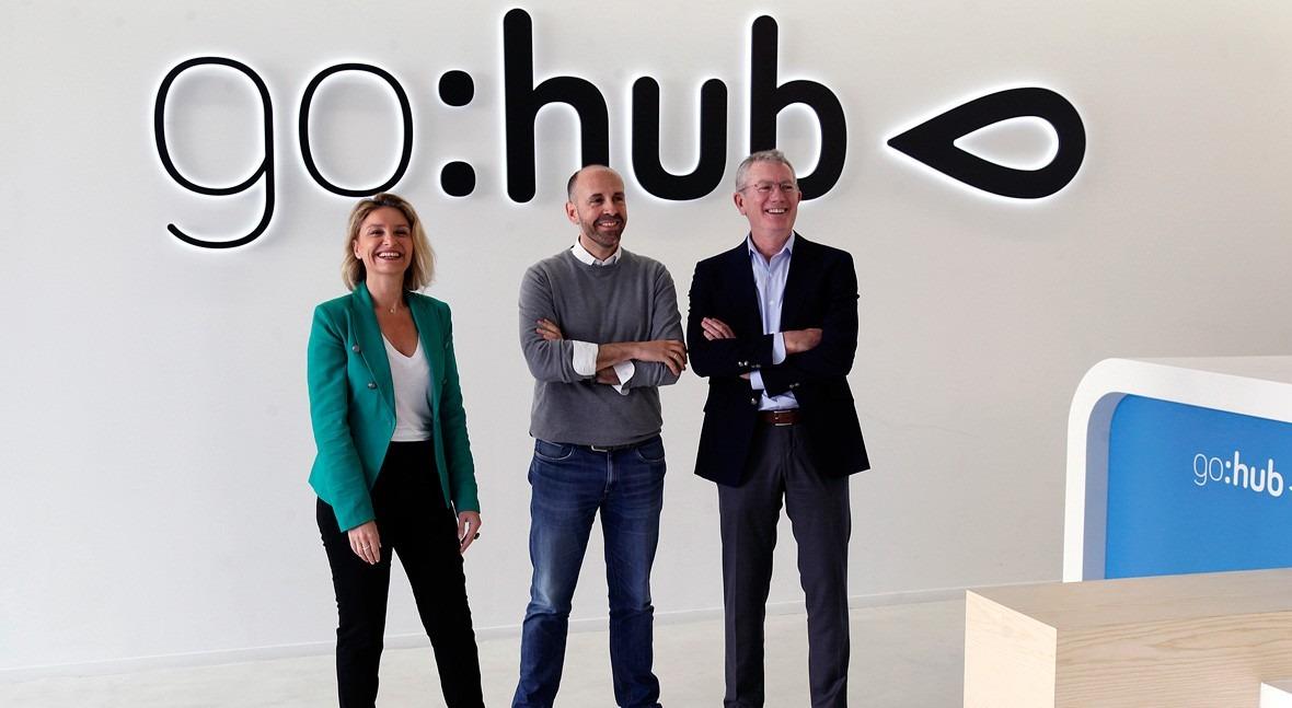 Cámara Comercio Alemana premia innovación Cleverpy, startup valenciana GOHub