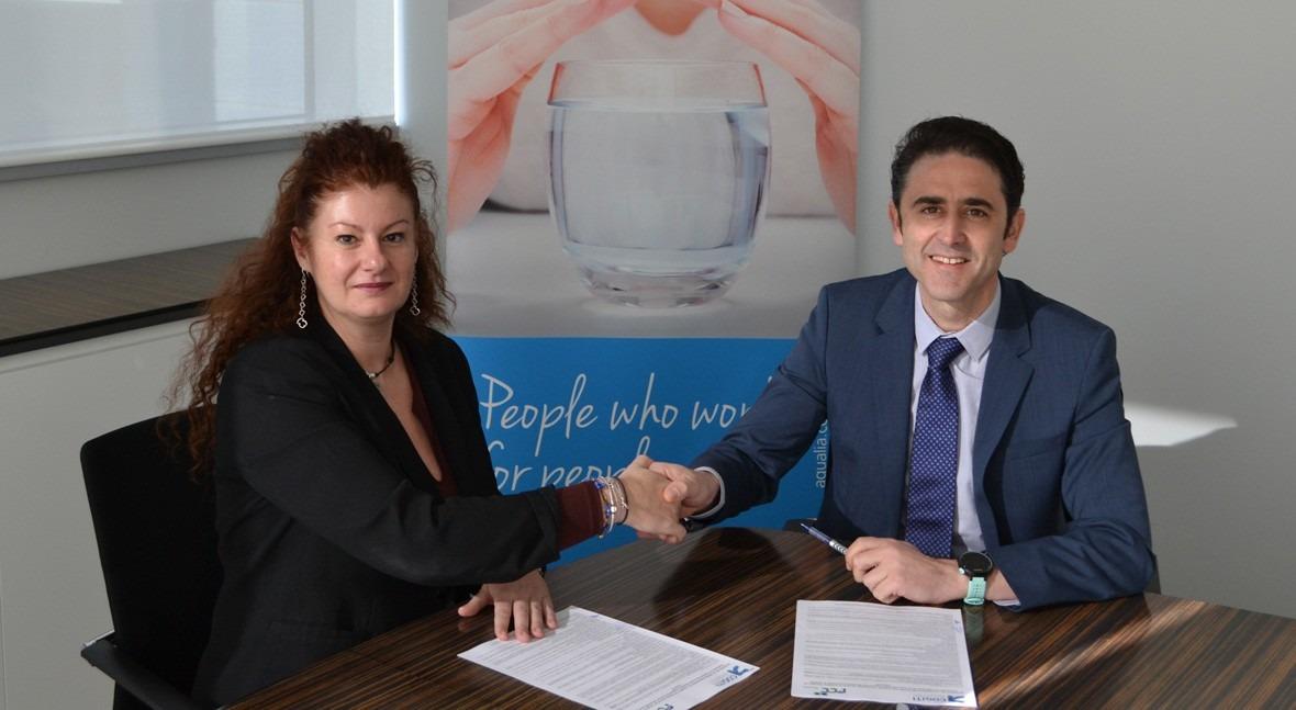 Aqualia se alía COGITI potenciar desarrollo profesional empleados