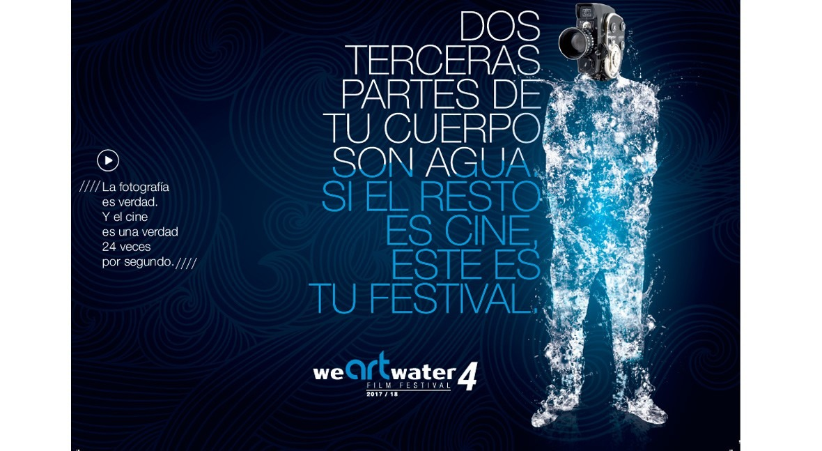 We Art Water Film Festival participa Asian Film Festival Barcelona