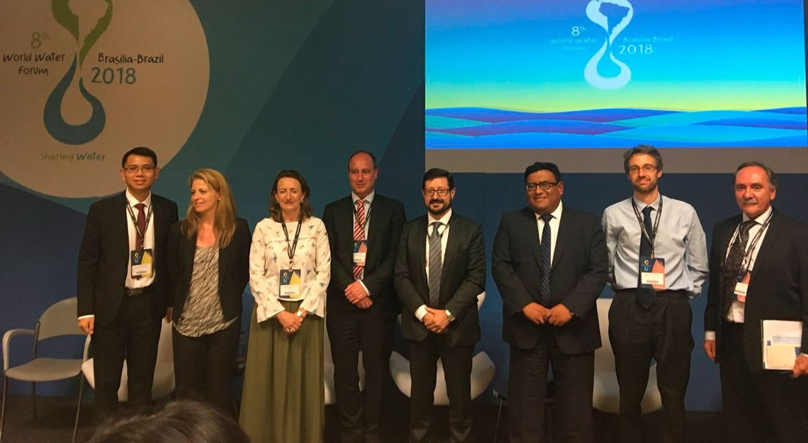 AEAS participa conclusiones Economía Circular 8º Foro Mundial Agua