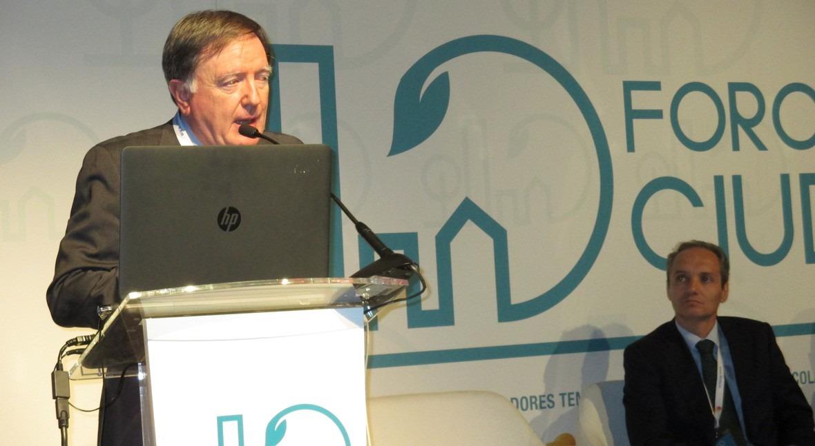 Fernando Morcillo resalta compromiso servicios agua urbana logro ODS