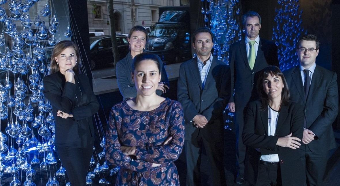 Los participantes en el V Foro iAgua Magazine, en Roca Madrid Gallery.