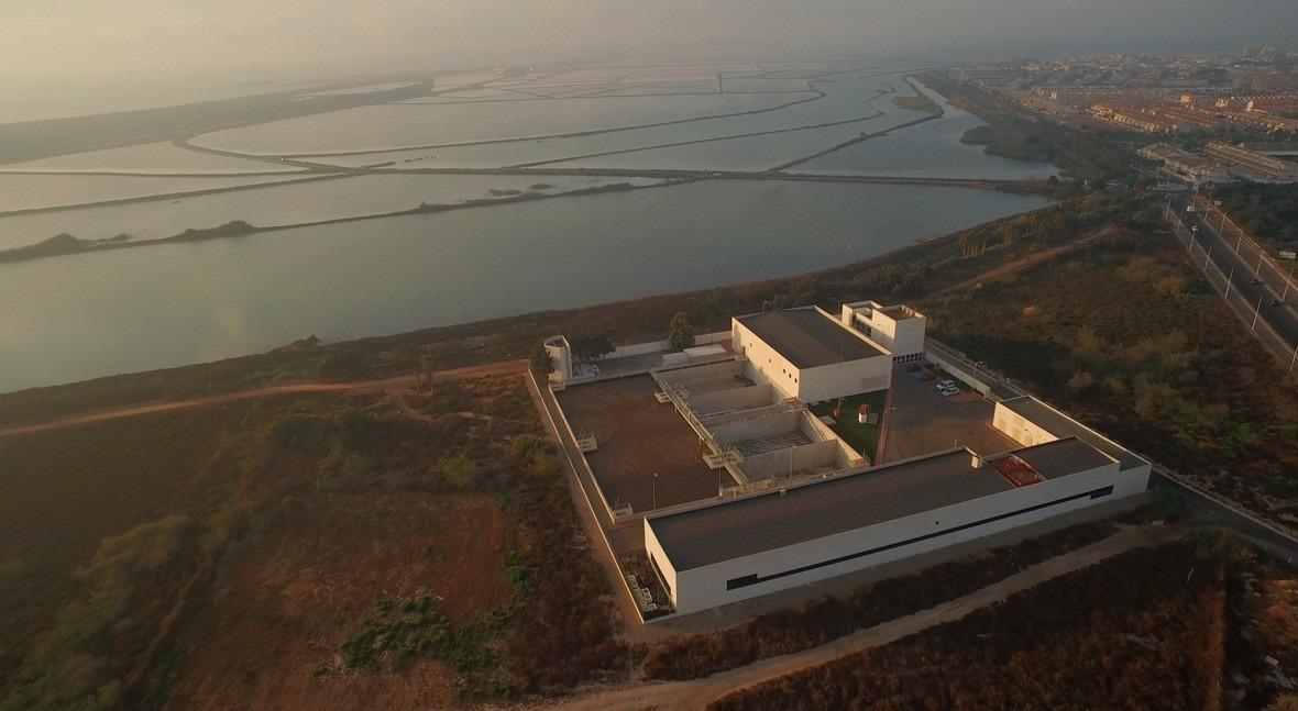 ACCIONA Agua mejora calidad agua depurada reutilización zonas costeras