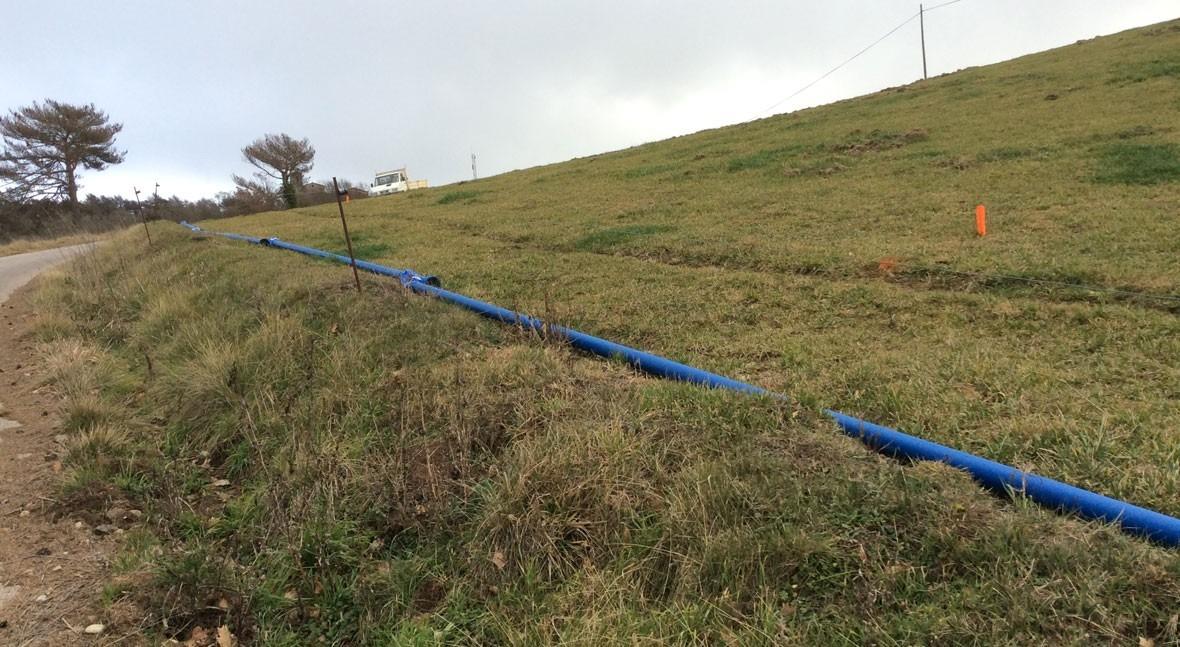 Saint-Gobain PAM España mejora abastecimiento región montañosa Lluçanes