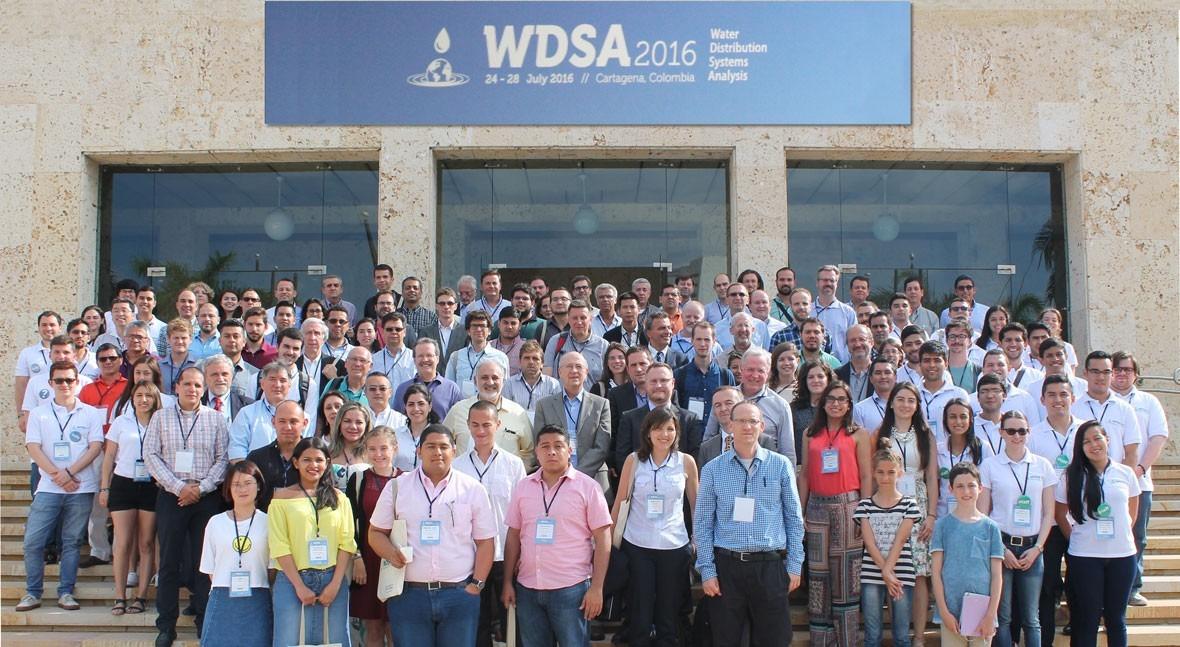 Aguas Valencia presenta Colombia innovación gestión eficiente agua