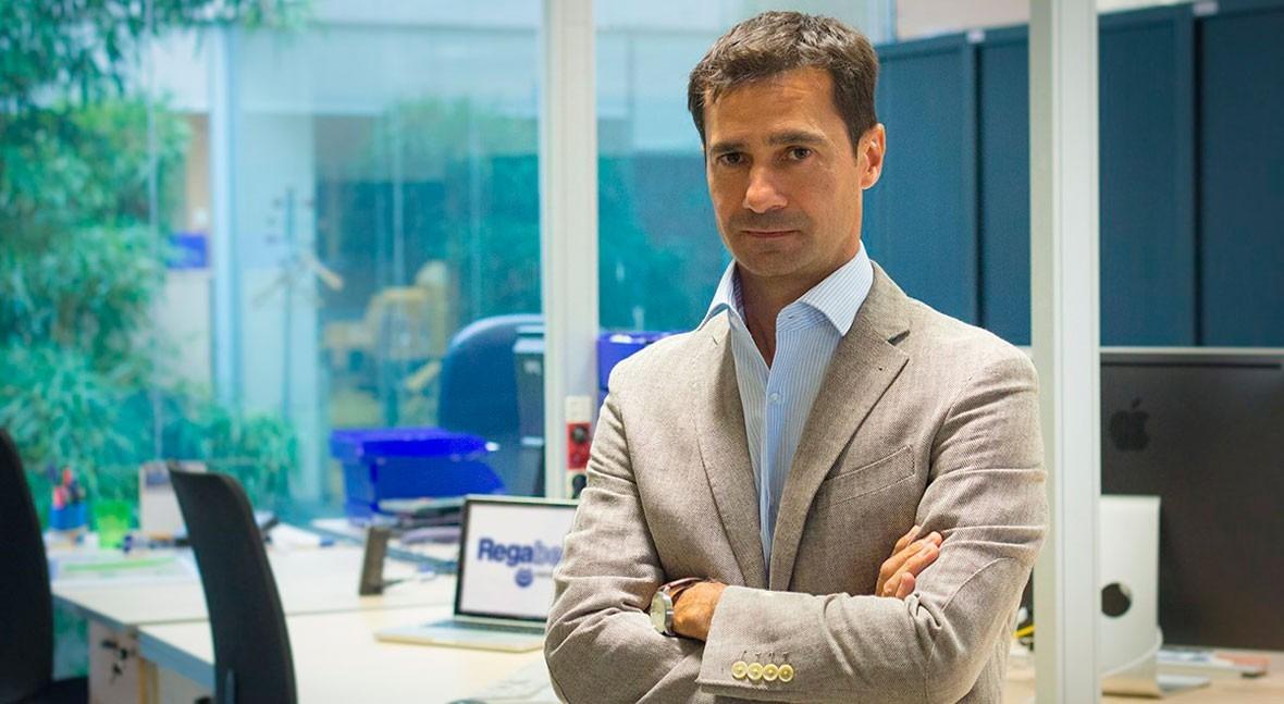 """Pablo Carnicero: """" innovación siempre ha estado ADN Regaber"""""""