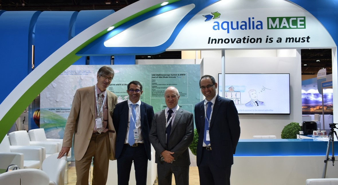 """J.E. Bofill: """"Nuestra visión eficiencia es transformar aguas residuales recursos"""""""