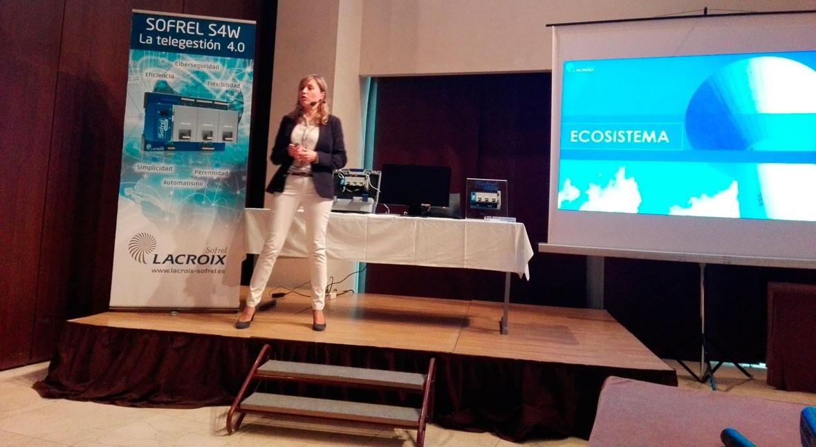 LACROIX Sofrel España celebra Jornadas Tecnológicas