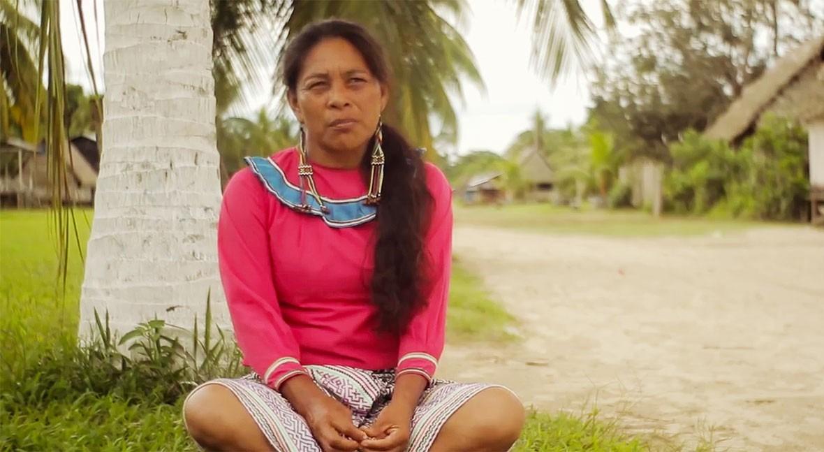 La sed de la tierra peruana for We are water