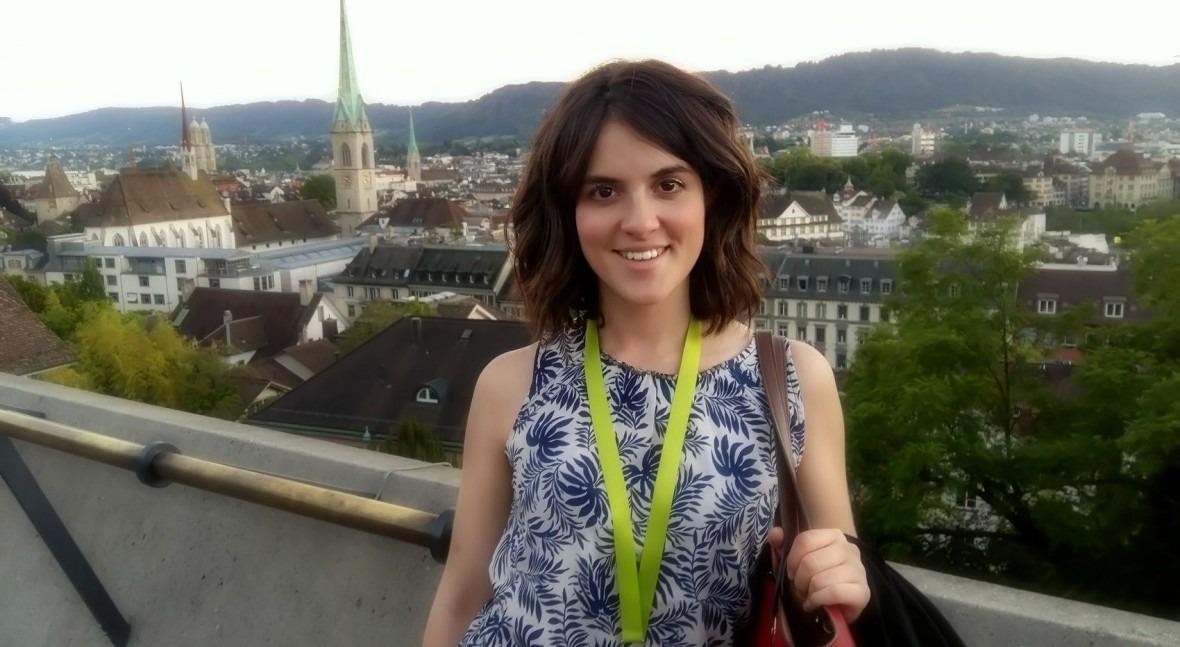 """Marta Suárez-Varela: """" equipo YWP surgirán grandes contribuciones al sector agua"""""""