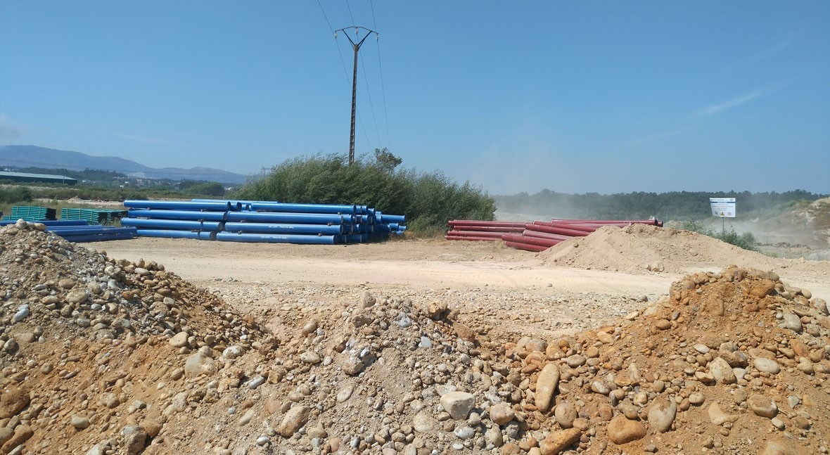 Saint-Gobain PAM España dota servicios plataforma logística industrial Salvaterra As Neves