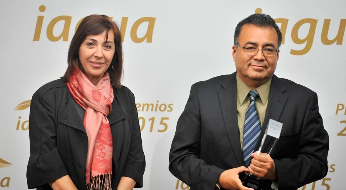 IMTA gana segunda vez Premio iAgua Mejor Centro Investigación