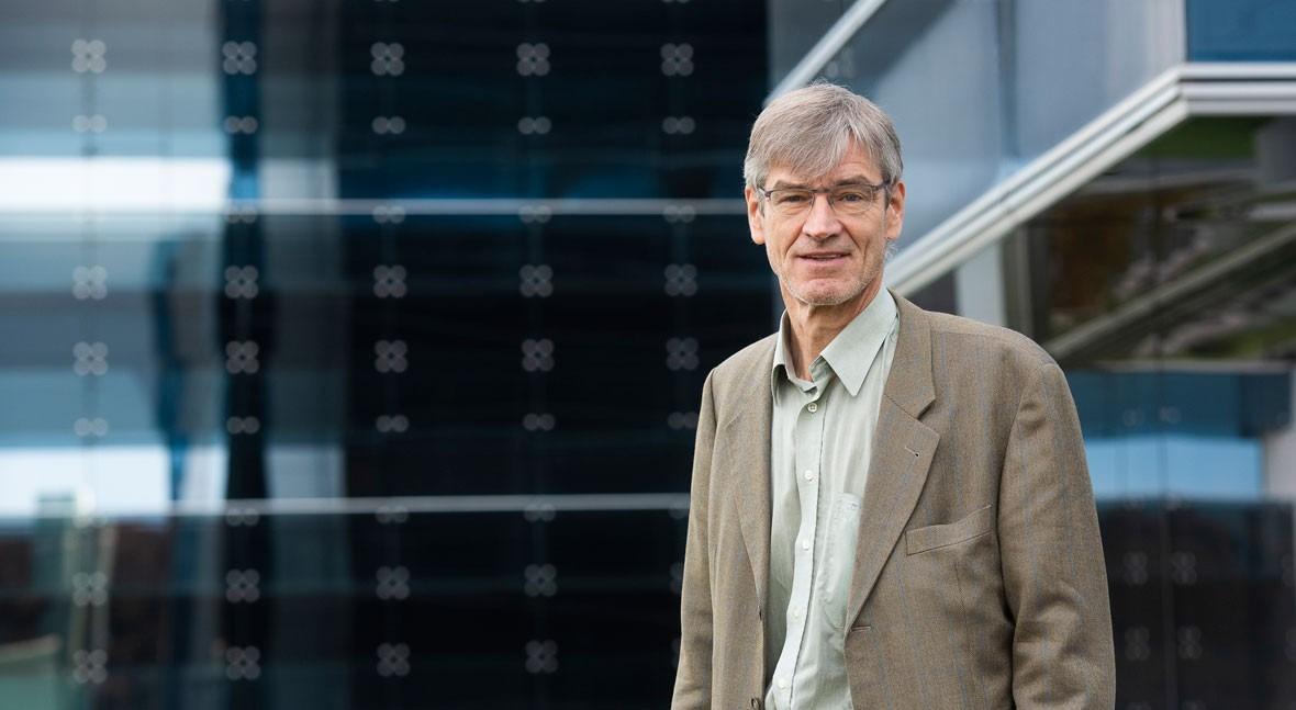 Frank Rogalla, director de Innovación y Tecnología de Aqualia (Foto: Pablo González-Cebrián/iAgua).