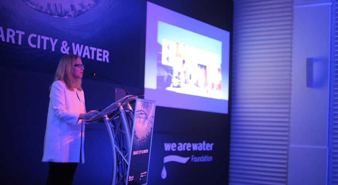 Agua y urbanismo llegan Marruecos We Are Water y Martha Thorne, directora Pritzker