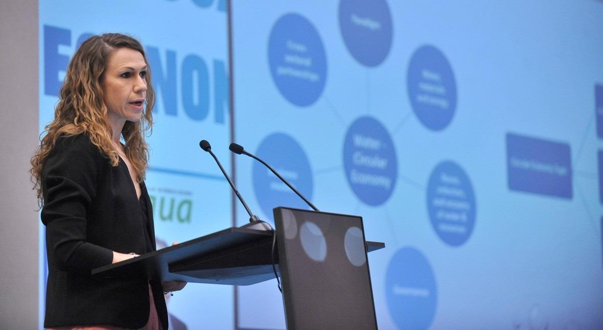 AEAS expone conclusiones Economía Circular alcanzadas 8º Foro Mundial Agua