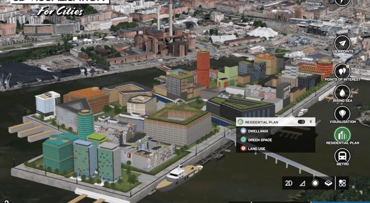 Bentley adquiere Agency9 producir gemelos digitales todas ciudades