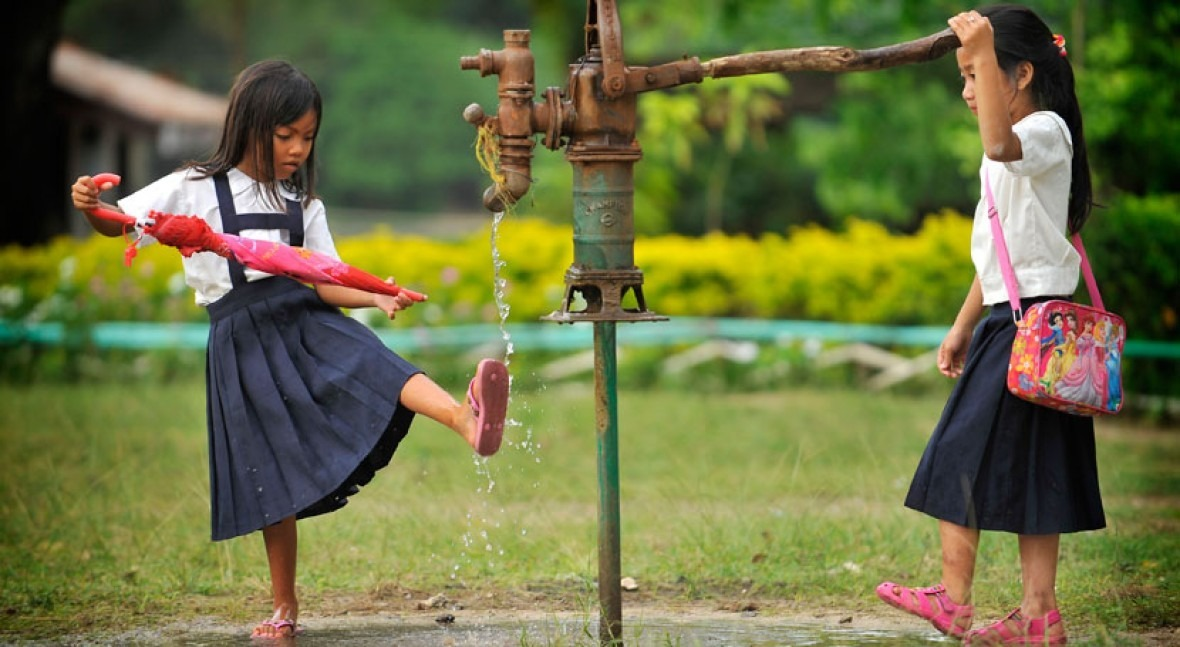 "Marianne Kjellén: "" agua es tema transversal crucial logro Agenda 2030"""