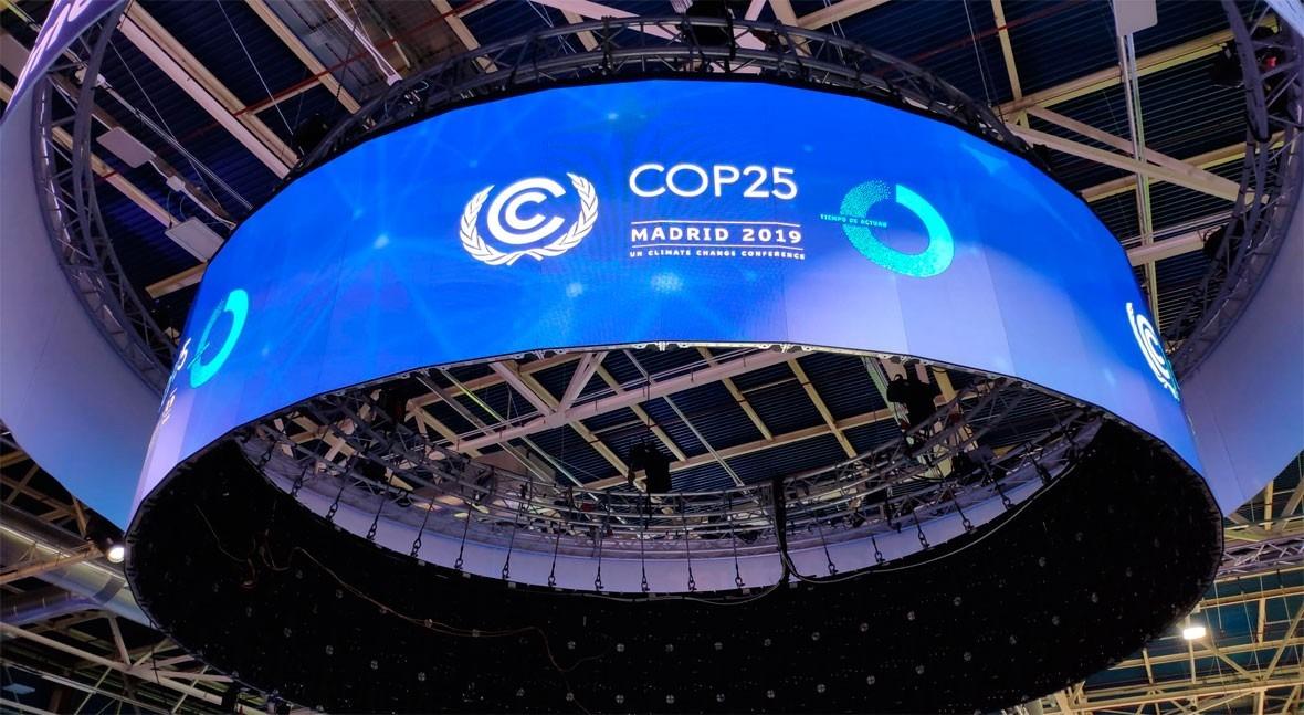 Global Omnium (GO) se adhiere al Decálogo Clima marco COP25