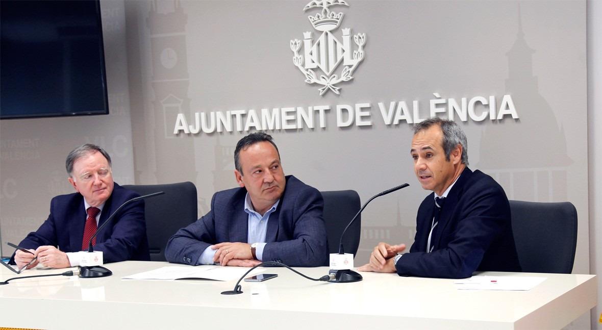 Valencia tendrá cargadores eléctricos coches gracias energía agua tuberías