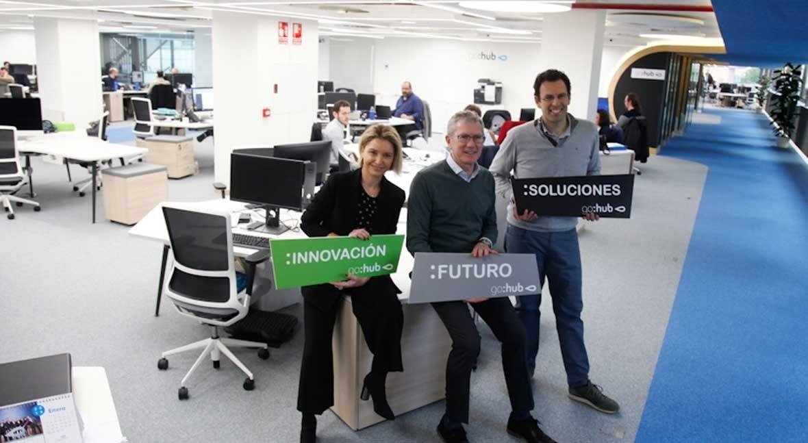 """Llega """"Go Hub"""": nueva generación startups liderar transformación digital"""