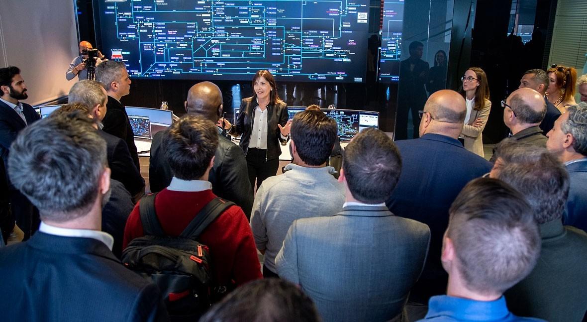 Houston adjudica Global Omnium digitalización sistema alcantarillado 5 años