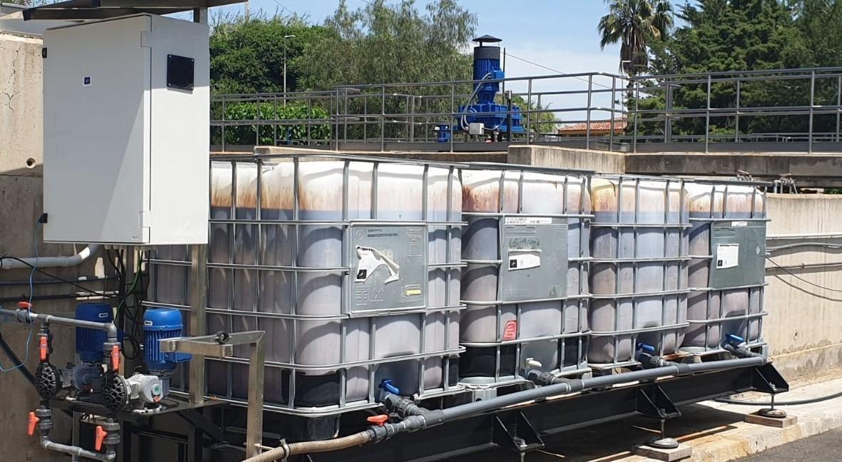 Nueva tecnología GO y EGEVASA basada coagulantes naturales tratamiento agua