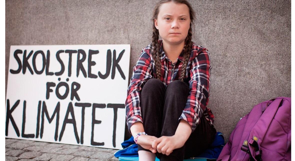 GretaThunberg: revolución pequeñas cosas
