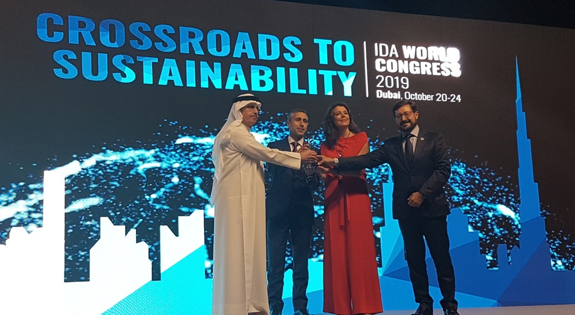 "GS Inima, galardonada premio ""Best Private Company"" Latinoamérica y Caribe IDA"