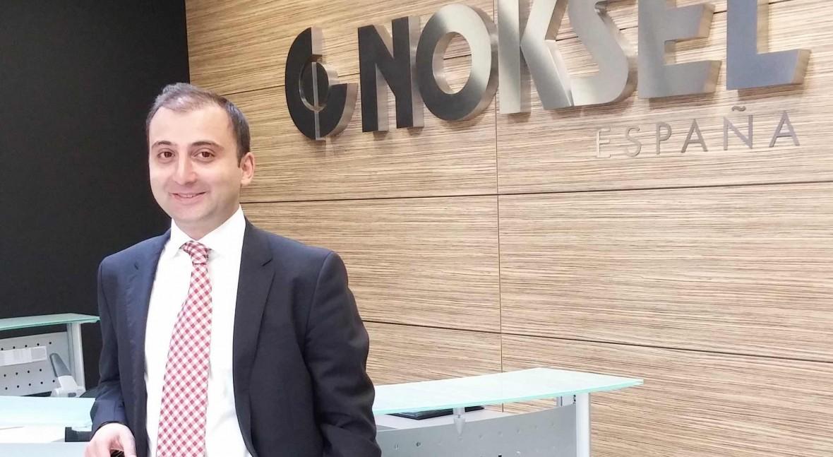 """Gurkan Akkoyunlu: """" tubería acero helicosoldado es producto auge sector agua"""""""