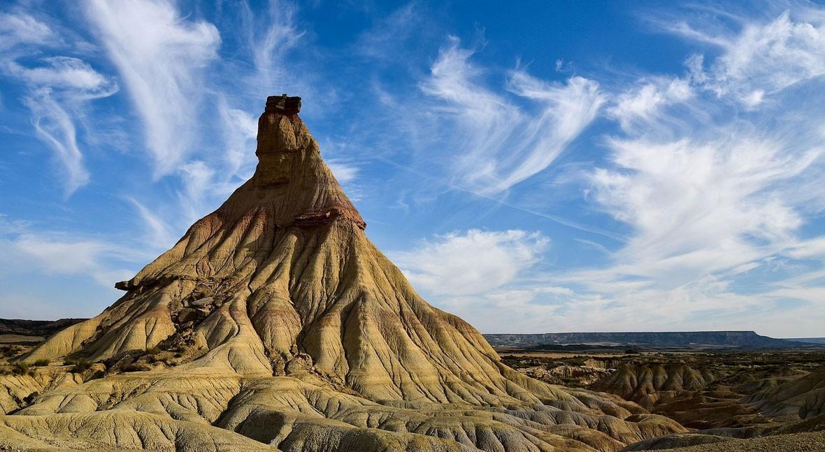Chimeneas hadas: Cuando agua transforma roca