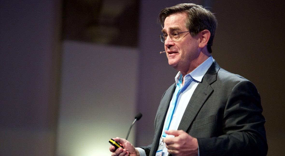 Henry Chesbrough comparte modelo innovación abierta Museu Agbar Aigües