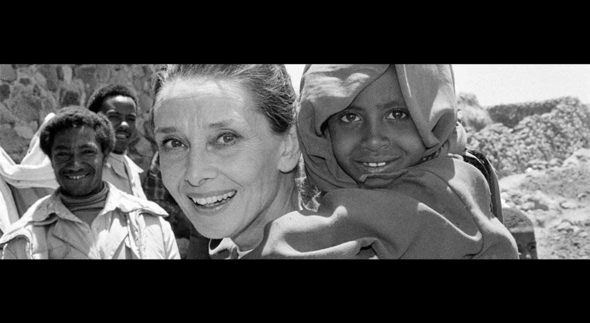 #365ASH: Audrey Hepburn Sudán o cuando milagros existen