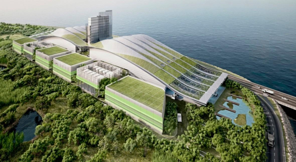 Veolia Inaugura En Hong Kong La Mayor Planta De