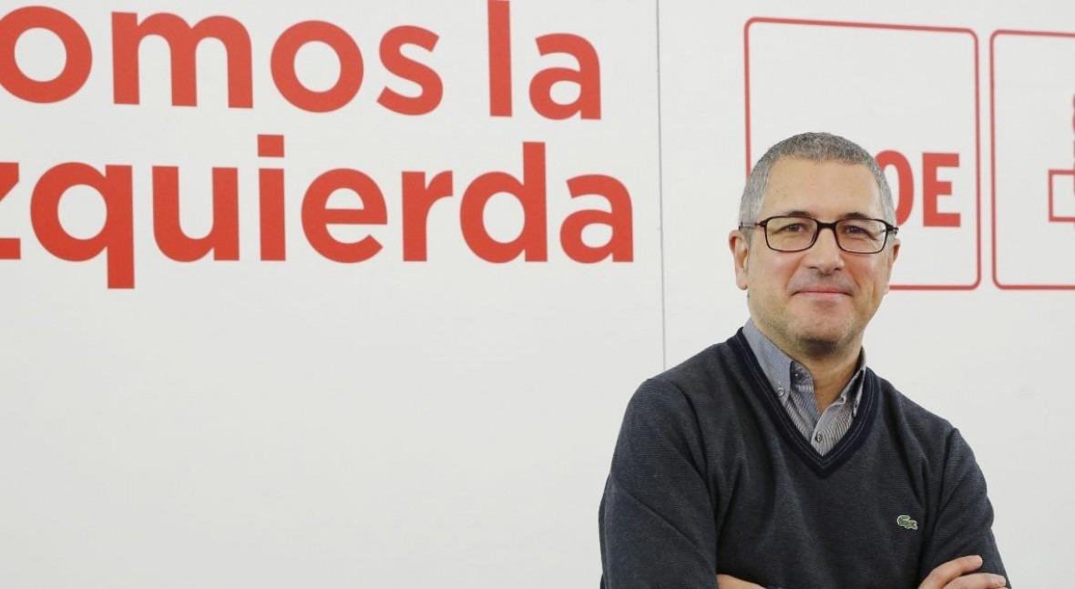 Confirmado Hugo Morán como nuevo secretario Estado Medio Ambiente