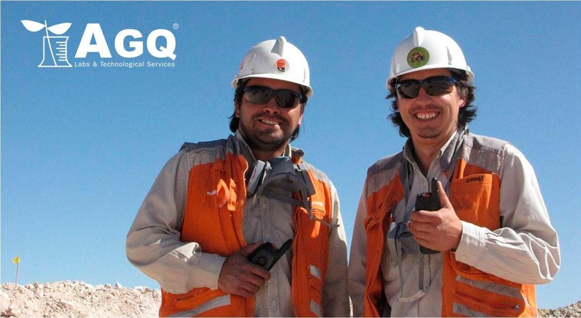 AGQ Labs obtiene control ambiental planta minera Chile