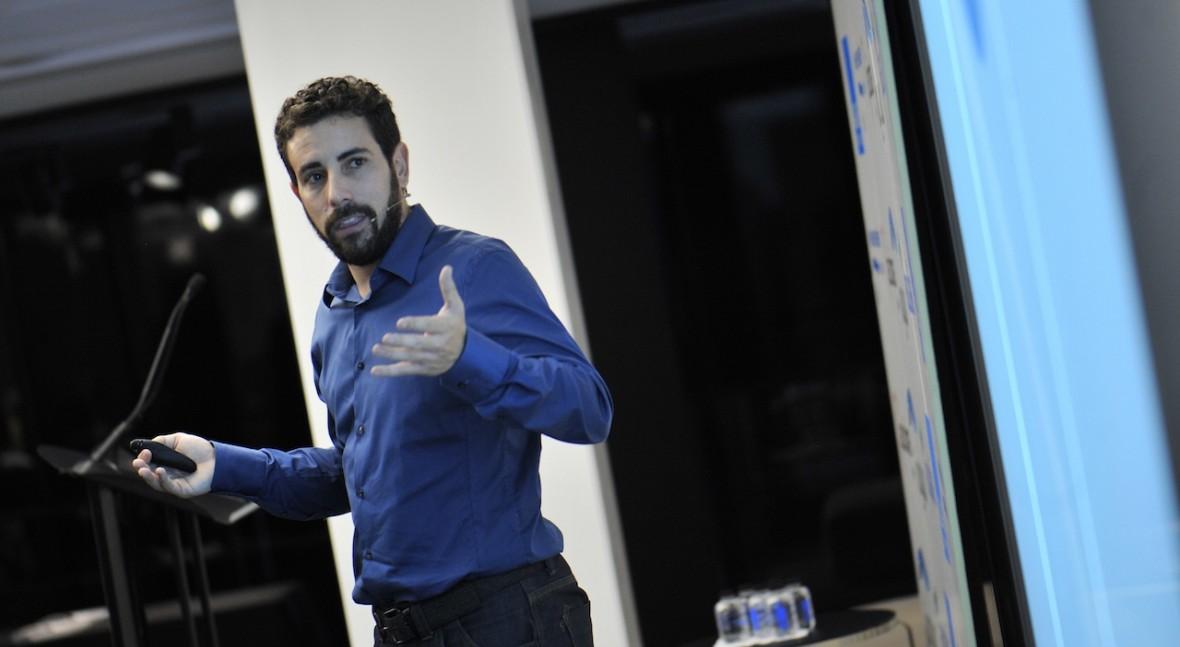 """Luis Martín: """"Dentro poco pregunta será qué NO unirte Young Water Professionals"""""""