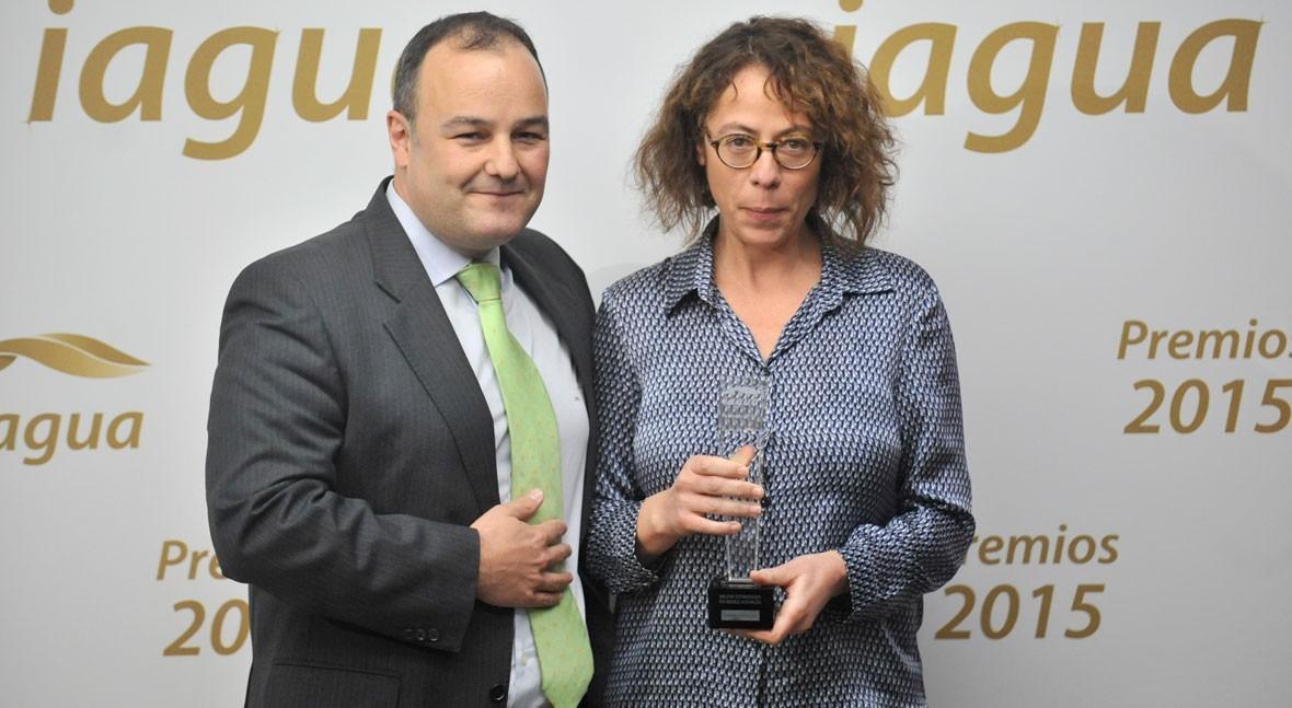 Premio Entidad Mejor Estrategia Redes Sociales fue Fundación Aquae