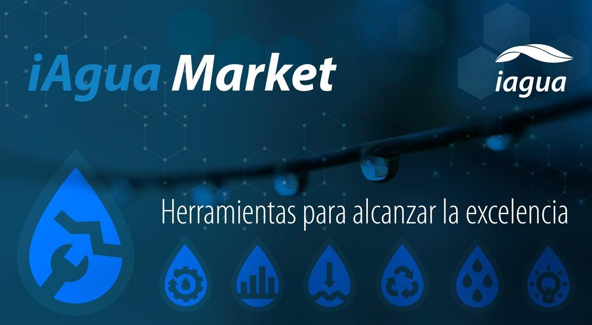 Nace iAgua Market, herramientas excelencia gestión agua