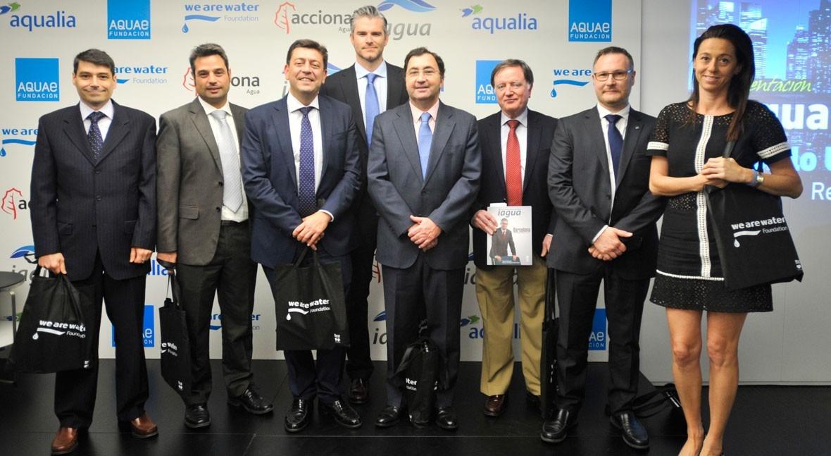 líderes gestión ciclo urbano agua brillan presentación iAgua Magazine 11