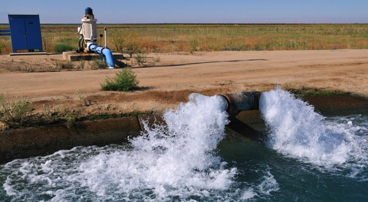 oportunidades negocio aumentan estado Texas todas fases ciclo agua