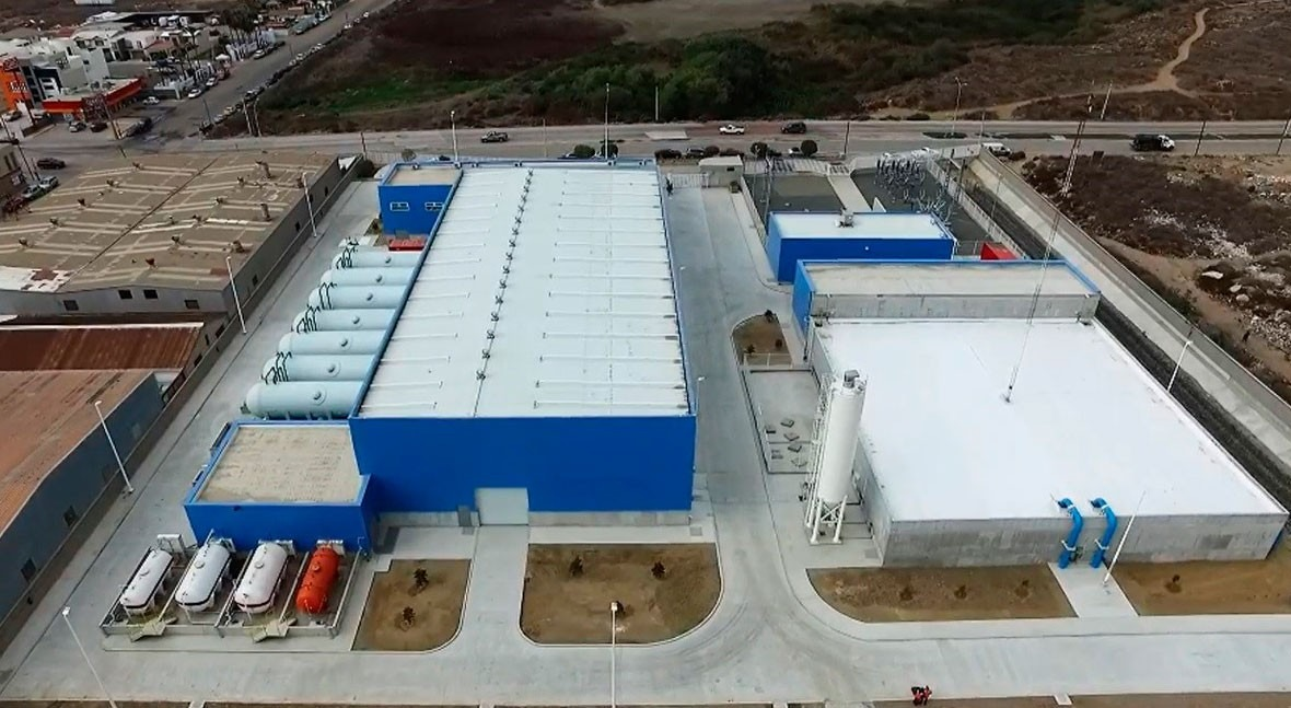 México inaugura desaladora Ensenada, consolidando presencia GS INIMA Latinoamérica