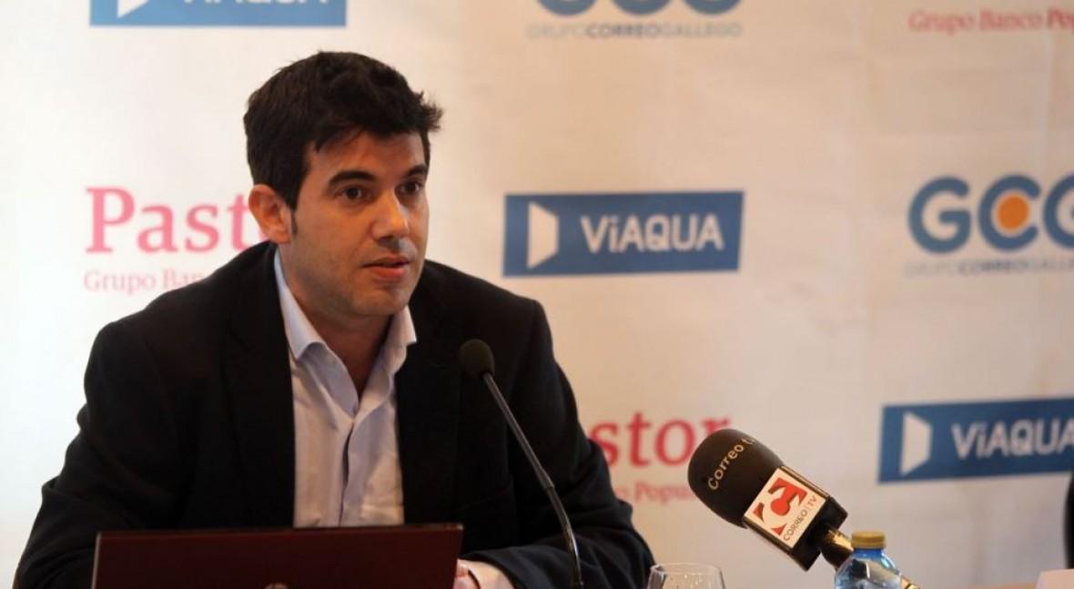 Ignacio Martín, Foro Grupo Correo gallego reutilización agua